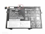 Genuine LENOVO L17L3P52 Laptop Computer Battery 01AV464 Li-ion 4050mAh, 45Wh